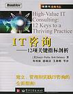 IT咨询12项关键指标剖析High-Value IT Consulting: 12 Keys to a Thriving Practice